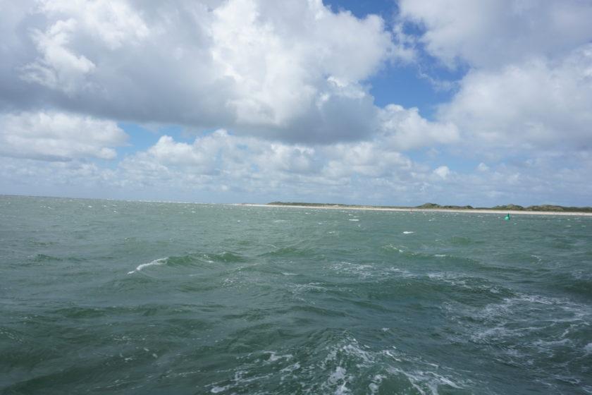 eigenwillige Insel