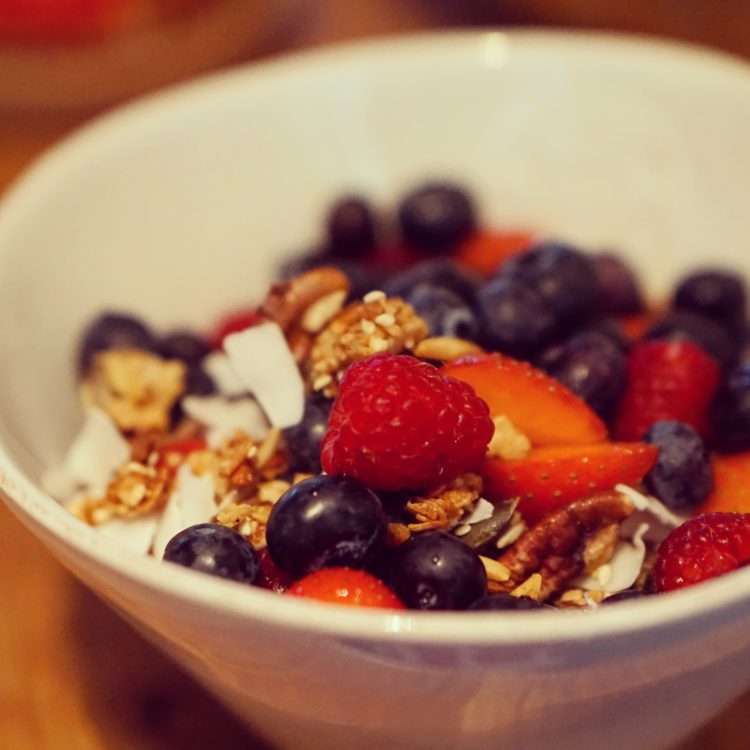 Frühstück mit allen Sinnen